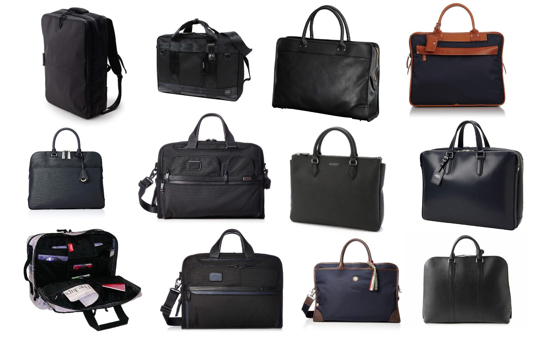 【おしゃれ決定版】ビジネスバッグおすすめランキング20選|予算から選べる!スタイリッシュにキマる人気商品