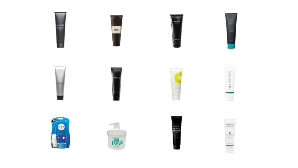 メンズ脱毛・除毛クリームおすすめランキング12選|ボディ・VIOのムダ毛がごっそり抜ける人気商品
