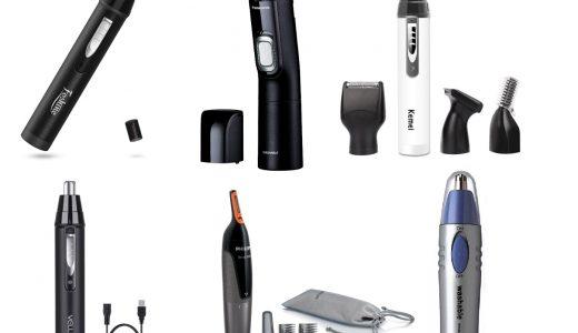 【2020年最新】鼻毛カッターおすすめランキング6選|安いのに扱いやすい!充電式&電池式のタイプ別人気商品