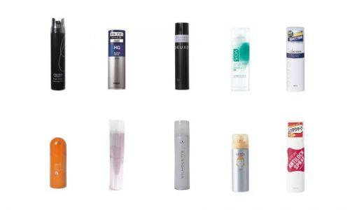【表参道の美容師が選ぶ】メンズヘアスプレーおすすめランキング10選|マッシュなどヘアスタイル別の人気商品