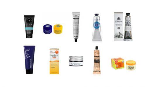 【コスパ最強】メンズ向けハンドクリームおすすめランキング12選|香りと使い心地で比較した市販の人気商品
