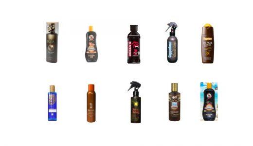 【汗や水に強い】日焼け用サンオイルおすすめランキング10選|効果や選び方を徹底比較