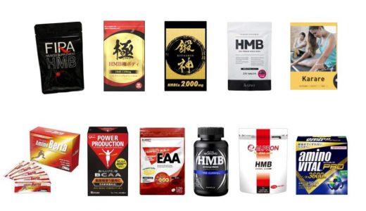 【2020年最強】筋トレサプリおすすめランキング11選|使うか使わないかの差は歴然!筋肥大をサポートする人気商品