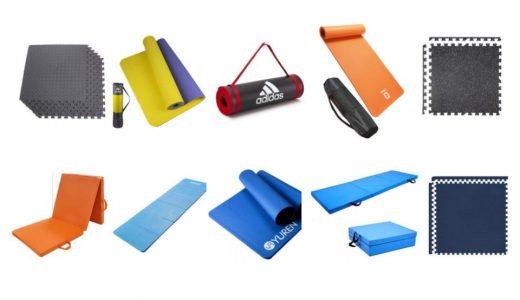 トレーニングマットおすすめランキング10選|筋トレの痛みを軽減&防音!ジムにも持ち運べる人気商品