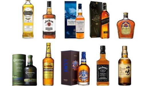 【100品から厳選】ウイスキーおすすめランキング15選|元バーテンダー直伝!種類や飲み方を初心者にもわかりやすく解説