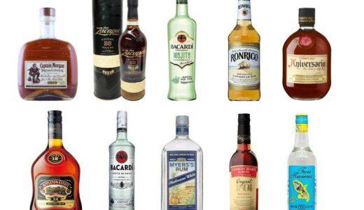 【酒マニアが厳選】ラム酒おすすめランキング15選|お菓子作りにも使える!安いのに美味しい初心者向けの人気銘柄