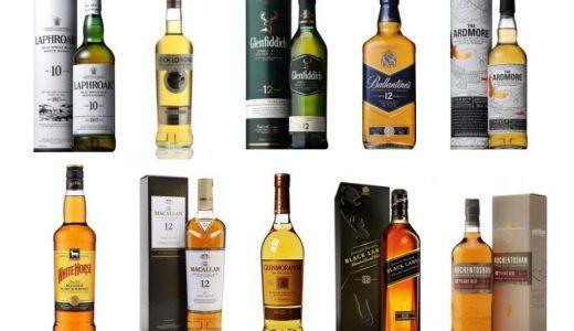 スコッチウイスキーおすすめランキング15選|安いのに美味しい!種類別に初心者にもわかりやすく徹底解説
