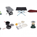 ソロキャンプに必要な道具20選|初心者が揃えるべき最低限のアイテムを解説