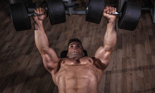 ダンベルプレスのやり方|分厚い胸板を最短で目指す!初級・中級・上級のタイプ別トレーニングメニュー