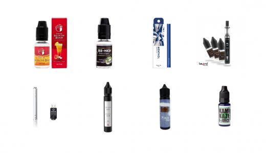 日本製の電子タバコおすすめランキング8選|安全性の高い人気商品やリキッドメーカーを徹底解説