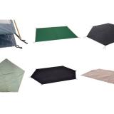 グランドシートおすすめランキング10選 冬や雨でも快適なキャンプに!あなたのテントにぴったりの人気商品