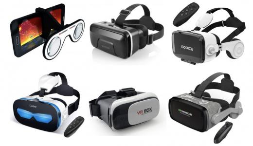 スマホ用VRゴーグル人気ランキング10選|映画やゲームをもっとリアルに楽しめる人気商品&使い方