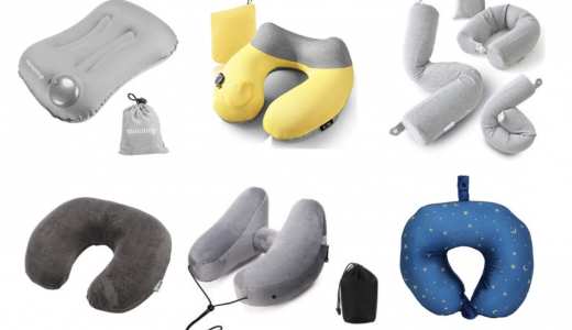 ネックピローの使い方&おすすめランキング10選|飛行機や家でフル活用!休息の質を高めてくれる人気商品