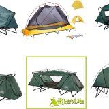 テントコットおすすめランキング7選|キャンプ好き必見の便利ギア!2人用や軽量モデルなど寝心地最高の人気商品