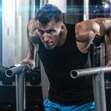 ディップスの効果的なやり方|コツや注意点も解説!腕・肩・胸板を鍛えて男らしい上半身を目指すメニュー
